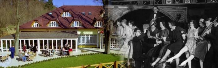 Firemný večierok v štýle 30tych rokov 20. storočia